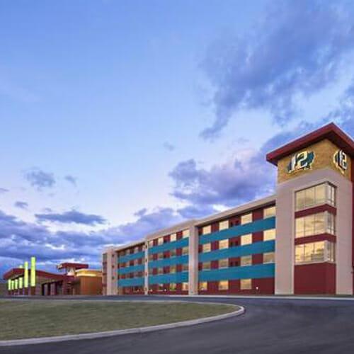 COVID-19 Prevention: 12 Tribes Omak Casino Hotel